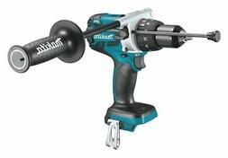 "MAKITA 1/2"" Cordless Hammer Drill/Driver, 18.0 Voltage, Bare"