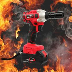 """1/2"""" Electric Cordless Impact Wrench Brushless Drill high to"""