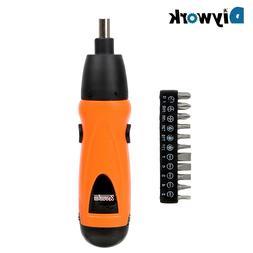 11pcs font b cordless b font screwdriver