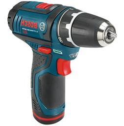 12-Volt 3/8-in Cordless Drill 265 lb Torque Light LED Precis