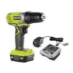 12-Volt Lithium-Ion Cordless 3/8 in. Drill/Driver Kit with 1