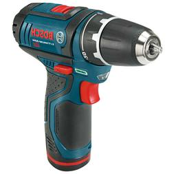 Bosch 12-volt Max 3/8-in Cordless Drill  Home Improvement