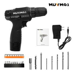 12V Electric Cordless Drill Mini Drill Lithium-Ion Battery 2