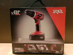 Skil 18-Volt 3/8 in. Cordless Electric Power Drill/Driver Kt