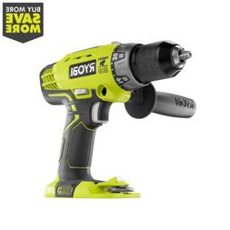 Ryobi 18-Volt Cordless 1/2 in. Hammer Drill Driver with Hand