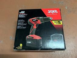 SKIL 18-Volt Cordless 2-Speed Drill/Driver Kit with Keyless