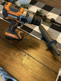 Ridgid 18-Volt OCTANE Cordless Brushless 1/2 Hammer Drill