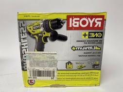 Ryobi 18V Brushless1/2 in Hammer Drill/Driver Kit w/ 4Ah Bat