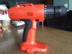"""Buffalo Tools 18V Cordless Drill 3/8"""" Chuck  Free Shipp."""