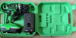 Kawasaki 18V Drill and Battery Charger Set #1004006798 - Pre