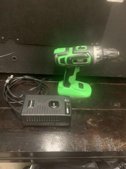 Kawasaki 18V Drill and Battery charger