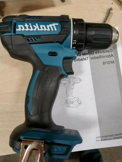 "Makita 18V XFD10 Cordless Battery 1/2"" Drill Driver LXT 2-Sp"
