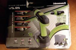 Kawasaki 19.2v Drill kit Nib New In Box