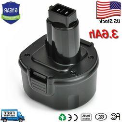 2Pack 9.6v 2.0Ah battery For DEWALT DW9062 DW9061 DE9062 9.6