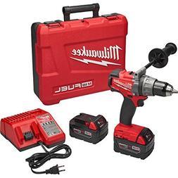Milwaukee Elec Tool 2 Packs M18 Fuel 1/2 Drill Kit