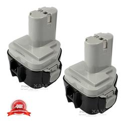 2 x 12V Extended 3.0AH Ni-MH Battery for MAKITA 1233 1234 12