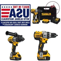 20-Volt Max Xr Lithium-Ion Cordless 1/2 In. Drill/Driver Wit