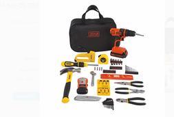 20V Cordless Drill 32 Hand Tools & 51 Power Tools screwdrive