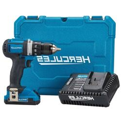 Hercules 20V Lithium Cordless 1/2 In. Compact Drill Driver K