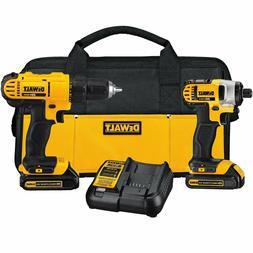 20v max cordless drill combo kit 2