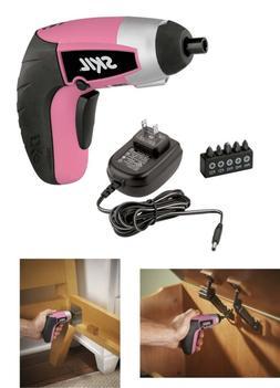 SKIL 2354-06 iXO Power Screwdriver with 5-piece Bit Set, Pin