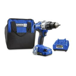 Kobalt 24-Volt Max 1/2-in Brushless Cordless Drill (Charger