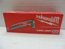 "Milwaukee 2415-20 12 V Li-Ion 3/8"" Cordless Right Angle Dril"