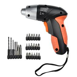 24pcs set 4 8v electric rechargeable lightweight
