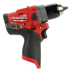 Milwaukee 2503-20 M12 FUEL Li-Ion 1/2 in. Drill Driver  New