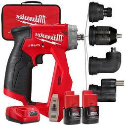 Milwaukee 2505-20 M12 FUEL Installation Drill Driver  New