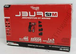 Milwaukee 2505-22 M12 FUEL Brushless Installation 4-in-1 Dri