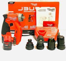 Milwaukee 2505-22 M12 FUEL Li-Ion Installation Drill Driver