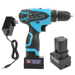 25V Rechargeable Electric Cordless Hand Drill Screwdriver Po