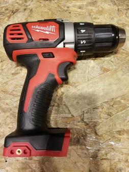 "Milwaukee 2606-20 M18 18V Compact 1/2"" Drill Driver  - New o"