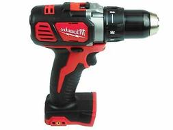 "Milwaukee 2606-20 M18 18V Compact 1/2"" Drill Driver"