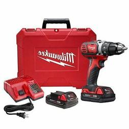 Milwaukee 2606-22CT M18 1/2-Inch Drill Driver CP Kit