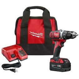 Milwaukee 2606-21P M18 1/2 in. Drill Driver 1 Battery XC Kit