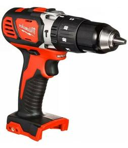 "Milwaukee 2607-20 M18 Li-Ion 18V 1/2"" Cordless Compact Hamme"