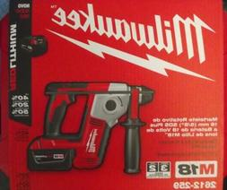 "Milwaukee 2612-259 M18 Cordless 5/8"" SDS Plus Rotary Hammer"