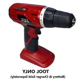 SKIL 2860B 18V Cordless 18-Volt 3/8-Inch Drill Driver TOOL O