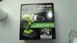 "OEM Tools 2VSR Drill/Driver 3/8"" Cordless Power Tool 24660"