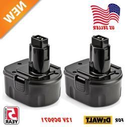 2X 12V XRP Battery For Dewalt DC9071 DW9071 DW9072 DE9072 12
