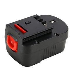 POWERAXIS 14.4V 3.0Ah HPB14 NI-MH Battery for Black & Decker