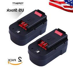 3.0Ah Replace for 18V Black & Decker Battery Cordless Tools