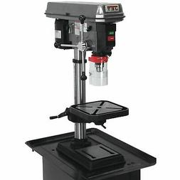 "Jet 3/4 Motor HP Bench Drill Press, Belt Drive Type, 15"" Swi"
