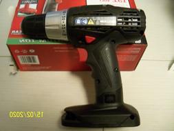 "Craftsman 3/8"" Drive 19.2 Volt Cordless Drill/Driver  NEW"