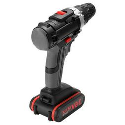 36V Electric Impact Cordless Drill High-power Wireless Recha