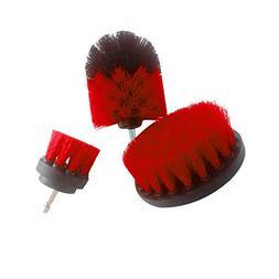 KKmoon 3Pcs Power Scrubber Brush Set Drill Scrubber Cleaning