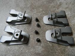 4 PACK  Ridgid Ryobi Cordless Drill Driver Impact Belt Clips