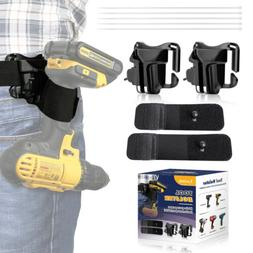 Heavy-Duty Cordless Drill Tool Belt Holster For Dewalt,Makit